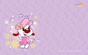 辛巴狗和哈米兔壁纸-飞行梦系列 壁纸12 辛巴狗和哈米兔壁纸- 动漫壁纸