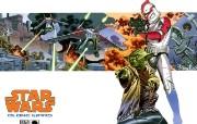 星球大战漫画 壁纸27 星球大战漫画 动漫壁纸