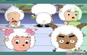 喜羊羊与灰太狼 一 壁纸50 喜羊羊与灰太狼 (一 动漫壁纸
