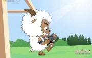 喜羊羊与灰太狼 一 壁纸52 喜羊羊与灰太狼 (一 动漫壁纸