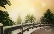19寸自然风景桌面壁纸 19寸自然风景桌面壁纸 风景壁纸