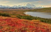 阿拉斯加风光风景宽屏壁纸 壁纸20 阿拉斯加风光风景宽屏 风景壁纸