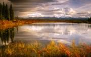 阿拉斯加宽屏风景壁纸 风景壁纸