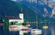 奥地利宽屏风景壁纸 奥地利宽屏风景壁纸 风景壁纸