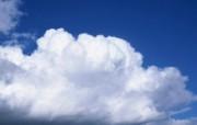 白云 风景壁纸