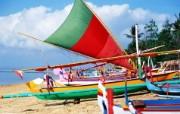 巴厘岛 热带风情的天堂小岛壁纸 巴厘岛游船桌面壁纸 巴厘岛热带风情壁纸 风景壁纸