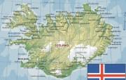 冰岛风光 风景壁纸