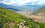 不丹风光 风景壁纸