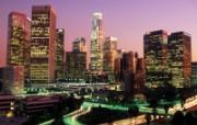 城市夜景宽屏桌面壁纸 城市夜景宽屏桌面壁纸 风景壁纸