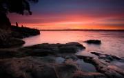 超大海滨海岸 1 4 超大海滨海岸 风景壁纸