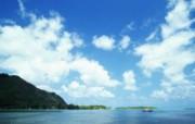 大溪地 梦幻浪漫的热带伊甸园壁纸 壁纸26 大溪地:梦幻浪漫的热 风景壁纸