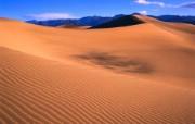 大自然纯朴之美 沙漠沙丘壁纸图片壁纸 大自然纯朴之美 风景壁纸
