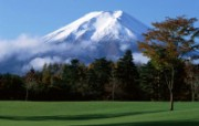 富士山风光 风景壁纸