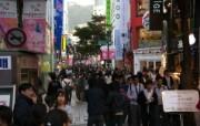 韩国特色风光风景摄影宽屏壁纸 壁纸90 韩国特色风光风景摄影 风景壁纸