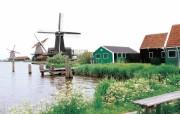 荷兰风光壁纸 风景壁纸
