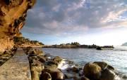 和平岛滨海公园壁纸 和平岛滨海公园壁纸 风景壁纸