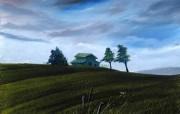绘画风景 风景壁纸