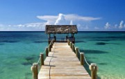 加勒比海风景壁纸 风景壁纸