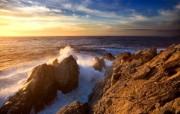 加利福尼亚风景壁纸 加利福尼亚风景壁纸 风景壁纸