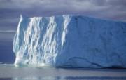 极地冰山 风景壁纸