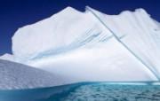 极地冰山壁纸 风景壁纸