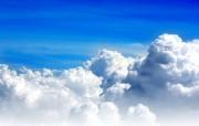 蓝天白云壁纸 风景壁纸
