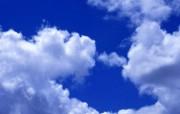 蓝天白云第一辑 风景壁纸