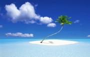 离岛高清宽屏风光壁纸 离岛高清宽屏风光壁纸 风景壁纸