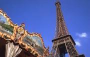 美丽的巴黎风光壁纸 风景壁纸