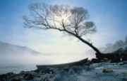 美丽中国 冬季风光 风景壁纸