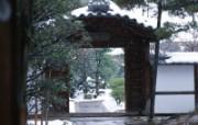 日本京都市风景高清壁 风景壁纸