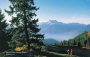 瑞士夏季旅游名胜壁纸 风景壁纸