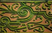 上帝之眼 扬恩 亚瑟 Yann Arthus Bertrand 空中摄影奇景壁纸法国篇 鸟瞰法国 Vaux le Vicomte 沃子爵城堡府邸园林图片壁纸 上帝之眼空中摄影奇景法国篇 风景壁纸