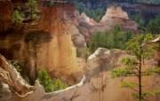 山脉峡谷 壁纸18 山脉峡谷 风景壁纸