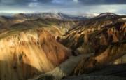 山脉峡谷 壁纸20 山脉峡谷 风景壁纸
