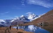 世界山脉摄影壁纸二 风景壁纸