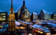 世界遗产风光德国 风景壁纸