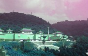 台北故宫博物院壁纸 台北故宫博物院壁纸 风景壁纸