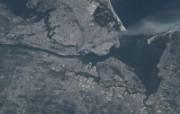 探索地球家园 令人惊叹的NASA地球日壁纸集 911当日 纽约曼哈顿 NASA Remembers 壁纸下载 探索地球家园令人惊叹的NASA地球日壁纸集 风景壁纸