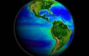 探索地球家园 令人惊叹的NASA地球日壁纸集 海洋丰裕的生命 The Ocean Chromatic 壁纸下载 探索地球家园令人惊叹的NASA地球日壁纸集 风景壁纸