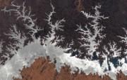 探索地球家园 令人惊叹的NASA地球日壁纸集 埃及纳塞尔湖 Lake Nasser 壁纸下载 探索地球家园令人惊叹的NASA地球日壁纸集 风景壁纸