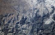 探索地球家园 令人惊叹的NASA地球日壁纸集 近地轨道拍摄的长城 Great Wall 壁纸下载 探索地球家园令人惊叹的NASA地球日壁纸集 风景壁纸
