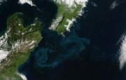 探索地球家园 令人惊叹的NASA地球日壁纸集 新西兰海域上巨大的 花 Spring Bloom in New Zealand Waters 壁纸下载 探索地球家园令人惊叹的NASA地球日壁纸集 风景壁纸