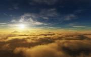 天空云端摄影宽屏壁纸 壁纸25 天空云端摄影宽屏壁纸 风景壁纸