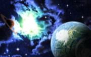 外太空精美行星设计高清壁纸 第二集 壁纸12 外太空精美行星设计高 风景壁纸