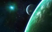外太空精美行星设计高清壁纸 第二集 壁纸16 外太空精美行星设计高 风景壁纸