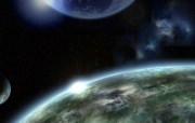 外太空精美行星设计高清壁纸 第二集 壁纸21 外太空精美行星设计高 风景壁纸
