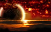 外太空精美行星设计高清壁纸 第二集 壁纸24 外太空精美行星设计高 风景壁纸