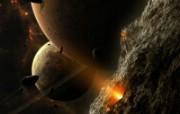 外太空精美行星设计高清壁纸 第二集 壁纸29 外太空精美行星设计高 风景壁纸