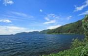 夏日北海道北海道郊外风景 风景壁纸